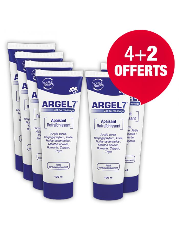 Argel 7® en tube EDITION SPECIALE Embout