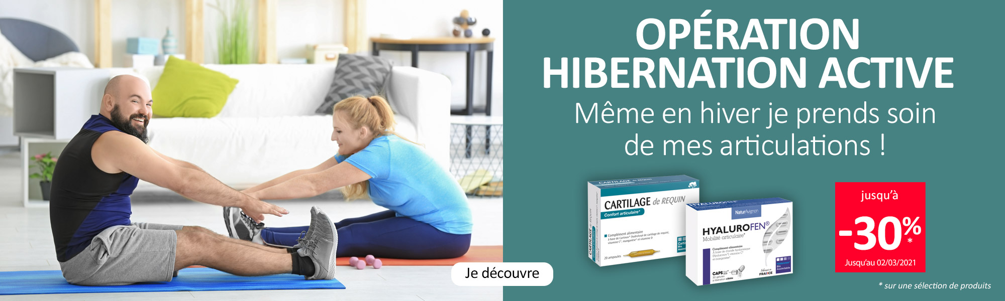 Laboratoire NaturAvignon - Hibernation active