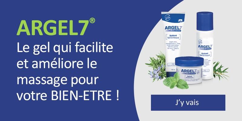 Découvrez la gamme Argel 7